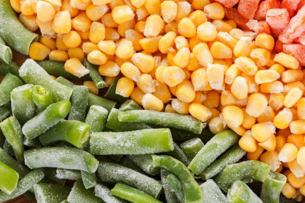 Popyt na mrożone warzywa i frytki wciąż niski (analiza)