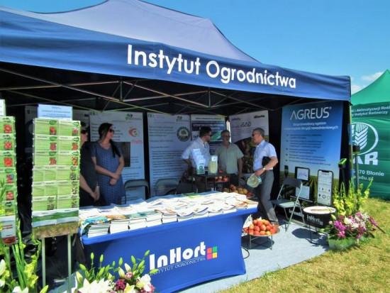 Krajowe Dni Pola Minikowo 2021 - jakie innowacje w ogrodnictwie?