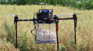 Ochrona roślin przy pomocy dronów - jakie możliwości?