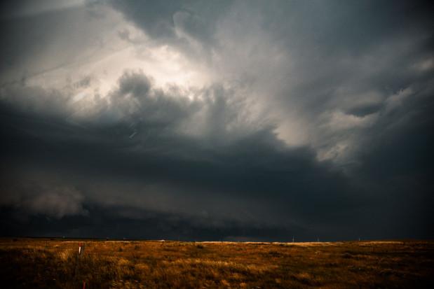 Ostrzeżenia przed burzami z gradem na południowym wschodzie Polski