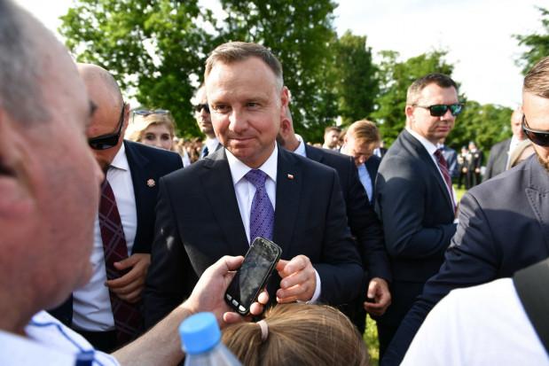 Prezydent: będę rozmawiał z ministrem rolnictwa o pomocy dla poszkodowanych w nawałnicach
