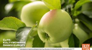 Polskie jabłka ponownie promowane w ogólnoeuropejskiej kampanii