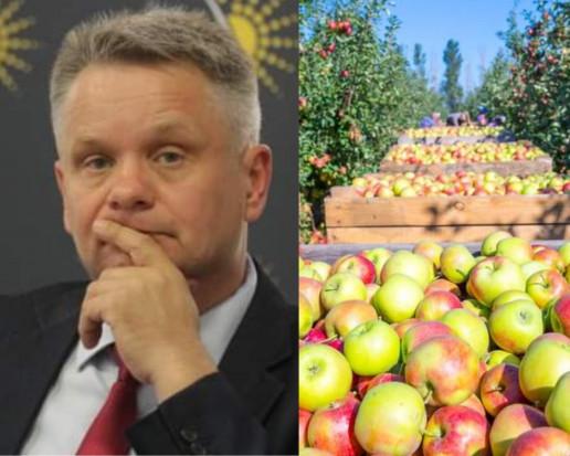Mirosław Maliszewski: Nie zbierzemy owoców bez pracowników z Ukrainy!