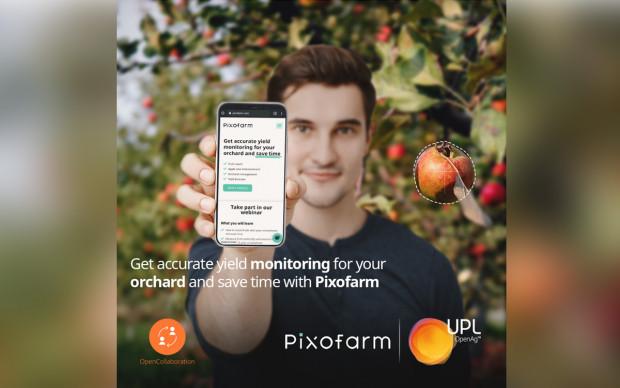 UPL i Pixofarm nawiązują partnerstwo w zakresie technologii cyfrowych dla sadowników