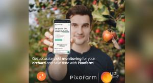 UPL: aplikacja na smartfony pomoże producentom jabłek