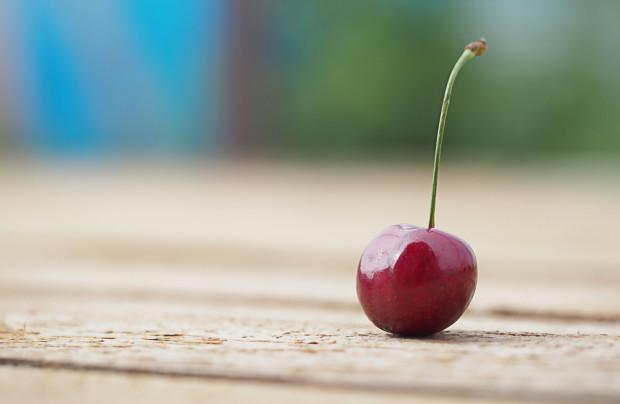 Włochy: Najcięższa wiśnia na świecie waży 33 gramy