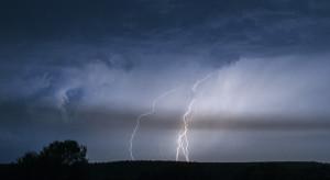 Ostrzeżenie przed burzami z gradem w całym regionie Łódzkim
