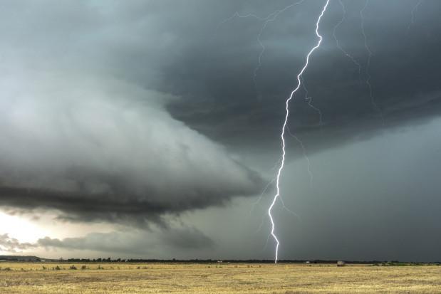 Pogoda: w środę nawet 35 st. C. i duże zagrożenie burzami