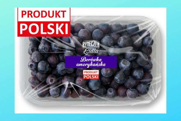 Polskie owoce jagodowe w specjalnej ofercie Lidla. Jakie ceny?