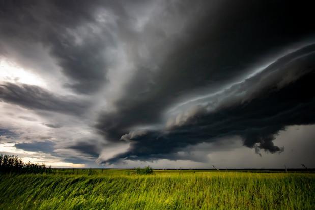 Uwaga na burze z gradem na wschodzie i w centrum kraju