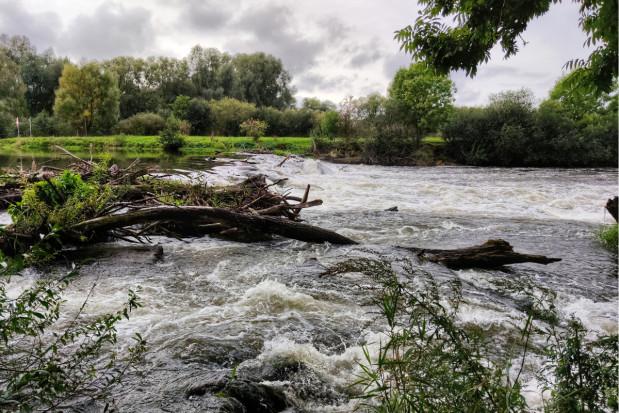 Zagrożenie powodziami na południu Polski