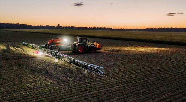 Bosch BASF Smart Farming wkracza rynek technologii inteligentnego rolnictwa