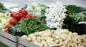 Ukraina: Spadła produkcja ziemniaków i warzyw