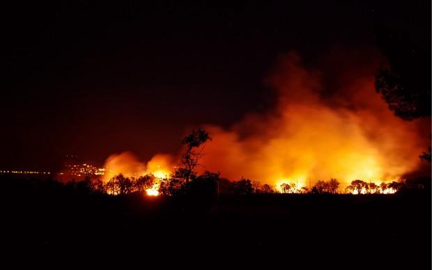 Hiszpania: Pożar lasów w Katalonii pochłonął już 1,3 tys. hektarów