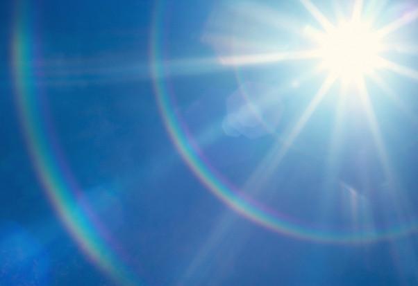 Prognoza pogody: zachmurzenie umiarkowane, przelotne opady