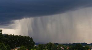 Pogoda: w środę nieco chłodniej, miejscami deszcz i burze