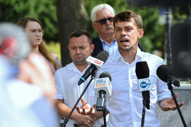 Kołodziejczak: na polskiej wsi jest rozpacz i drożyzna, jest brak perspektyw