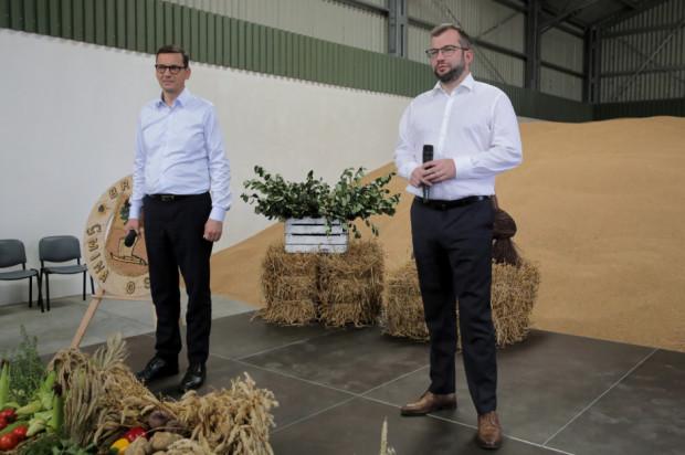 Minister rolnictwa uruchamia program przywracający polskie produkty