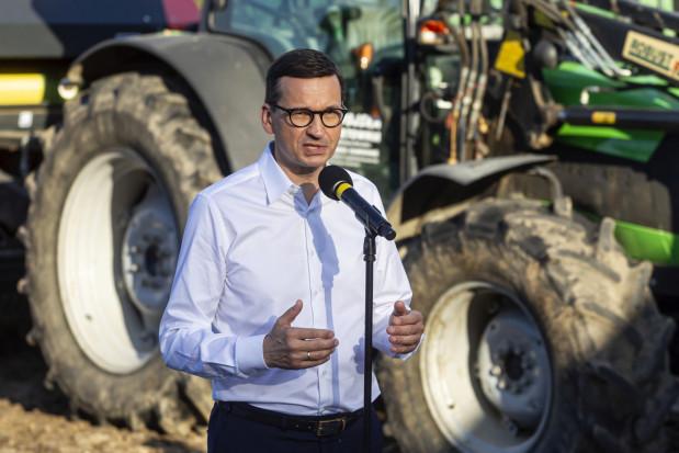 Morawiecki: tworzymy przełomowy program ubezpieczeniowy dla rolników