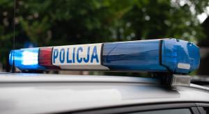 Lubelskie: Ukradł ciągnik rolniczy i uszkodził policyjne radiowozy