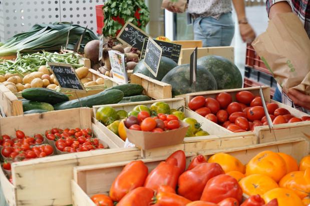 Bronisze: zła jakość warzyw i śliwek. To z powodu deszczu