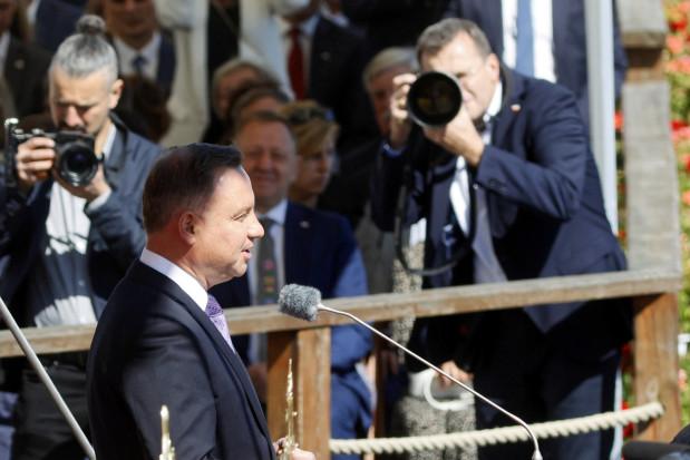 Prezydent dziękuje za ideę stworzenia systemu ubezpieczeń rolniczych