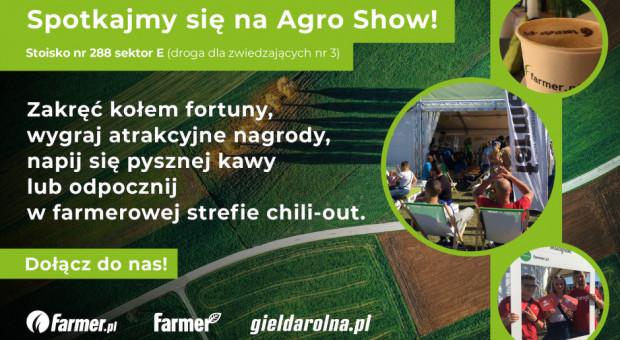 Agro Show 2021 - jakie atrakcje na stoisku Farmera?