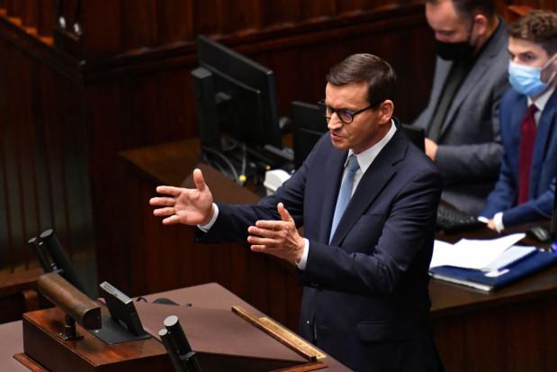 Morawiecki: nie ma ważniejszej sprawy dla nas niż polskie rolnictwo