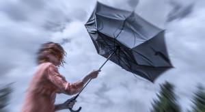 IMGW ostrzega: silne i porywiste wiatry w 11 województwach