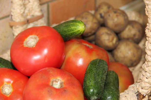 3 najpopularniejsze warzywa września: ziemniaki, pomidory, ogórki