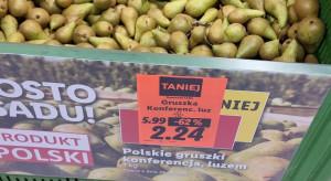 IPSAD: Ceny gruszek prosto ze skrzyni psują rynek!