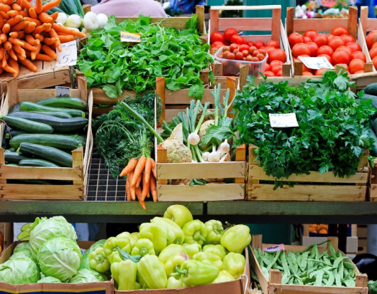 Opolszczyzna: Rolnik założył samoobsługowy sklep z warzywami
