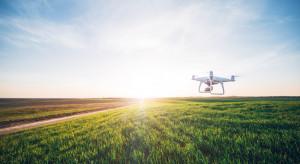 Drony mogą zrewolucjonizować rolnictwo (video)