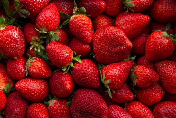 Truskawki odmian powtarzających owocowanie osiągają satysfakcjonujące ceny