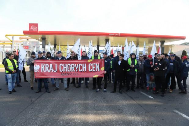 Anwil: Blokada zakładu uderza bezpośrednio w samych rolników