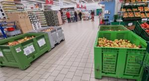 Sprzedaż jabłek ze skrzyń niszczy rynek owoców wysokiej jakości!