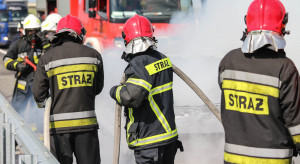 Rząd zajmie się projektem dot. dodatków emerytalnych dla strażaków OSP